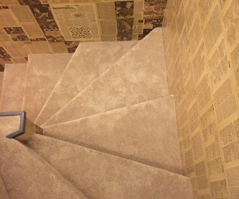 lépcsőszőnyeg